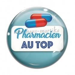 Cabochon Verre - pharmacien au top