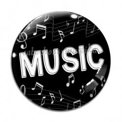 Cabochon Verre - music