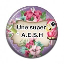 Cabochon Résine - une super A.E.S.H