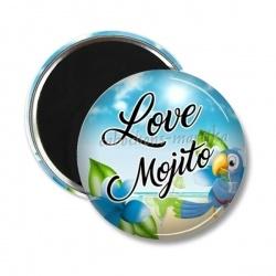 Magnet's - love mojito