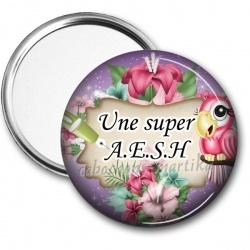 Miroir de poche - une super AESH