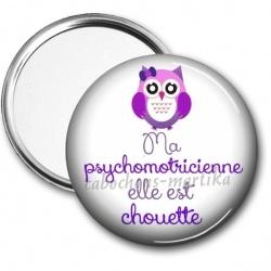 Miroir de poche - psychomotricienne