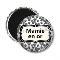 Magnet's - mamie en or