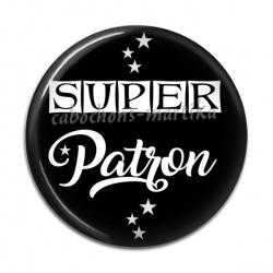 Cabochon Résine - super patron