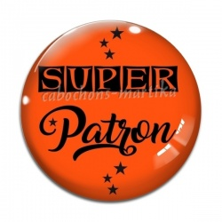 Cabochon Verre - super patron