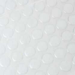 plaque 25 cabochons époxy résine 25 mm