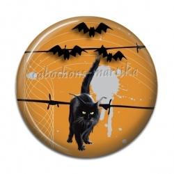 Cabochon Résine - Halloween