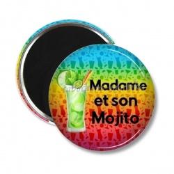 Magnet's - madame et son mojito