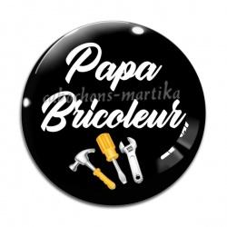 Cabochon Verre - papa bricoleur