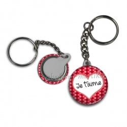 Porte clés - je t'aime