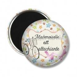 Magnet's - mademoiselle est attachiante