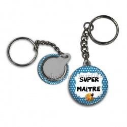 Porte clés - super maître