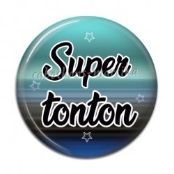 Cabochon Résine - super tonton