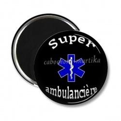 Magnet's - super ambulanciere