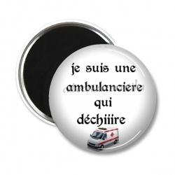 Magnet's - je suis une ambulanciere qui déchire