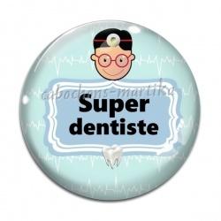 Cabochon Verre - super dentiste