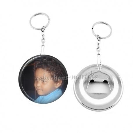 Porte clés décapsuleur - décapsuleur personnalisable