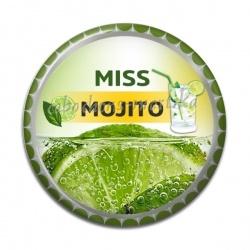 Cabochon Résine - miss mojito