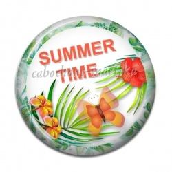 Cabochon Résine - summer time
