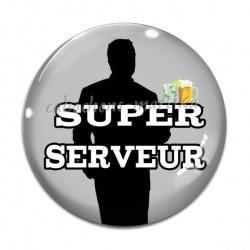 Cabochon Verre - super serveur