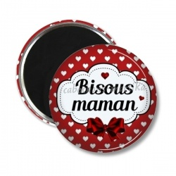 Magnet's - bisous maman