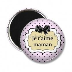 Magnet's - je t'aime maman