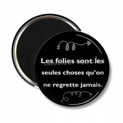 Magnet's - proverbe