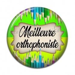 Cabochon Résine - meilleure orthophoniste