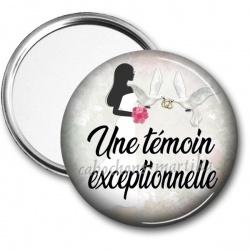 Miroir de poche - une témoin exeptionnelle