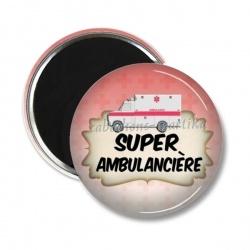 Magnet's - super ambulancière