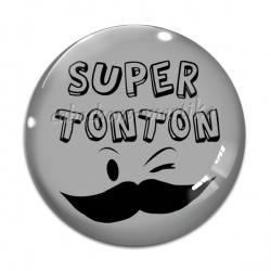 Cabochon Verre - super tonton