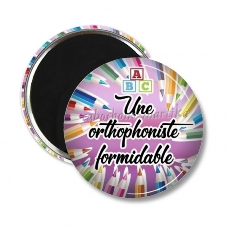 Magnet's - une orthophoniste formidable