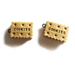breloque pendentif cookies