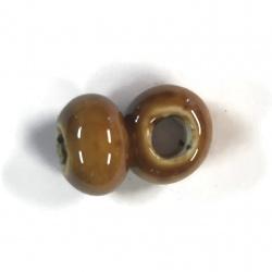 Perle céramique 16 mm