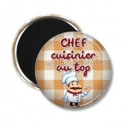 Magnet's - chef cuisinier