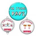 Papy/Papi divers
